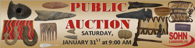 Sohn Auction Banner January 2015