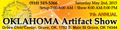 Oklahoma Artifact Show