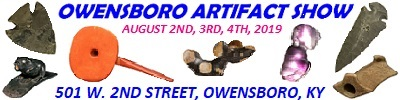Owensboro Artifact Show 2019