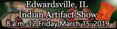 Edwardsville Illinois Artifact Show